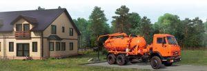 Ассенизаторская машина в Саратове: заказать услуги илососа
